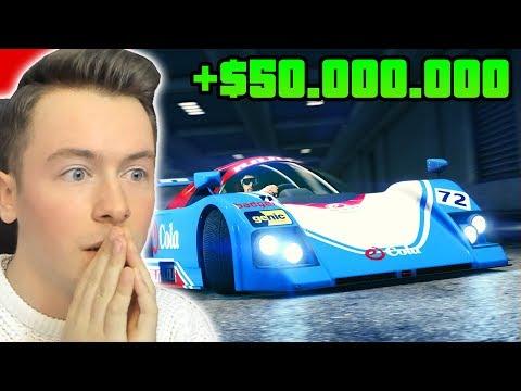 50.000.000$ ALLES KAUFEN!!
