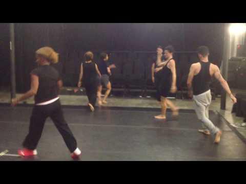 DanzAbierta - Master Dance Class @ Miami Light Project