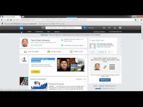 Get yout Perfect resume in LinkedIn - YouTube