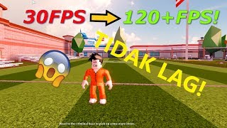 How to increase the FPS and reduce Lag IN ROBLOX (Roblox Indonesia)
