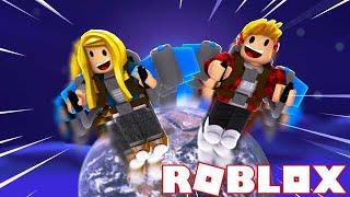 LECIMY 99999KM W GÓRĘ!!! | Roblox Jetpack Simulator