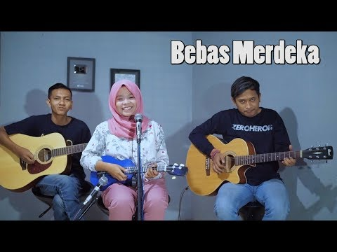 Steven & Coconut Treez - Bebas Merdeka Cover by Ferachocolatos ft. Gilang & Bala