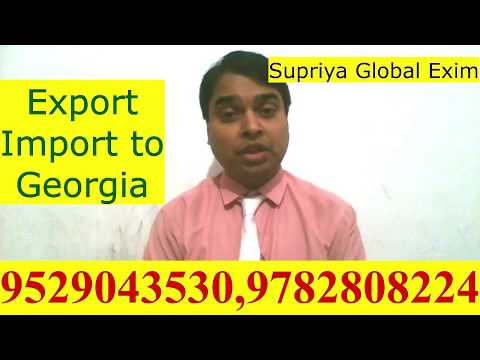 Export- Import to Georgia