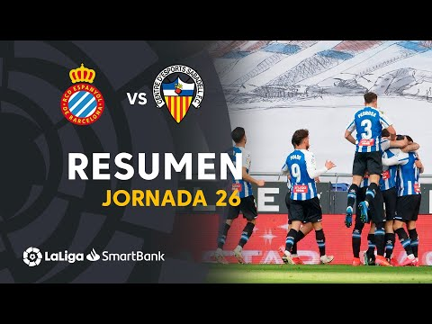 Espanyol Sabadell CE Goals And Highlights