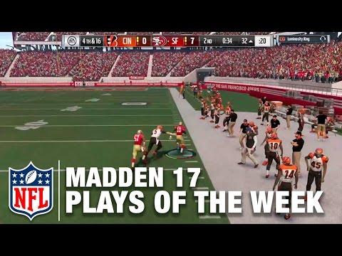 Best Madden 17 Fan Plays of the Week (4/7) | NFL