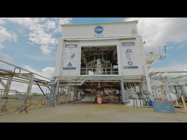 """Testing Orion's """"Powerhouse"""" on This Week @NASA - August 9, 2019"""