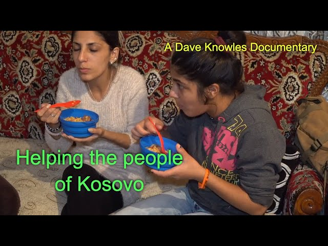 Helping the People of Kosovo