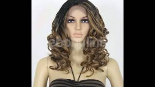 IT'S A WIG LACE FRONT WIG INVISIBLE BRAID ROMANCE