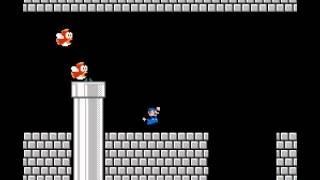 Mario Jump - World 8-4 Walkthrough/Speedrun - User video