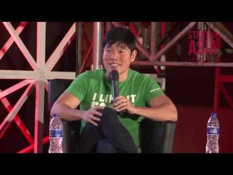 [Startup Asia Jakarta 2014] Fireside Chat: GrabTaxi - Can It Fix the Taxi Problem in Southeast Asia?