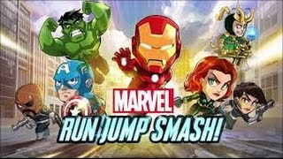 Marvel Run Jump Smash! - Universal - HD Gameplay Trailer