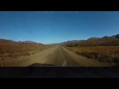 Nome Alaska Nome-Dexter Road, top of Newton. 360 degree
