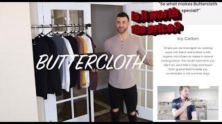 Buttercloth First Impress Review!!