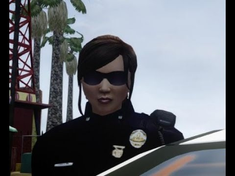 GRAND THEFT AUTO IV: Female Cop Content + Beretta M92FS ...