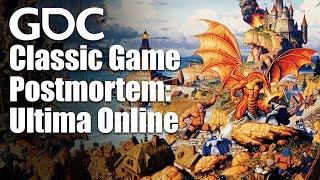 Classic Game Postmortem: Ultima Online