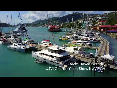 Virgin Islands Yacht Vacations: Still Nice!