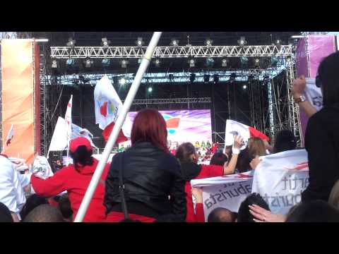 A friend in London - New tomorrow -- Malta Labour Party!!