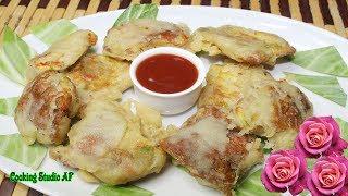 ডিম পাকোড়ার ইফতার রেসিপি | bangladeshi Dim Pakora | crispy egg pakora | Iftar Recipe