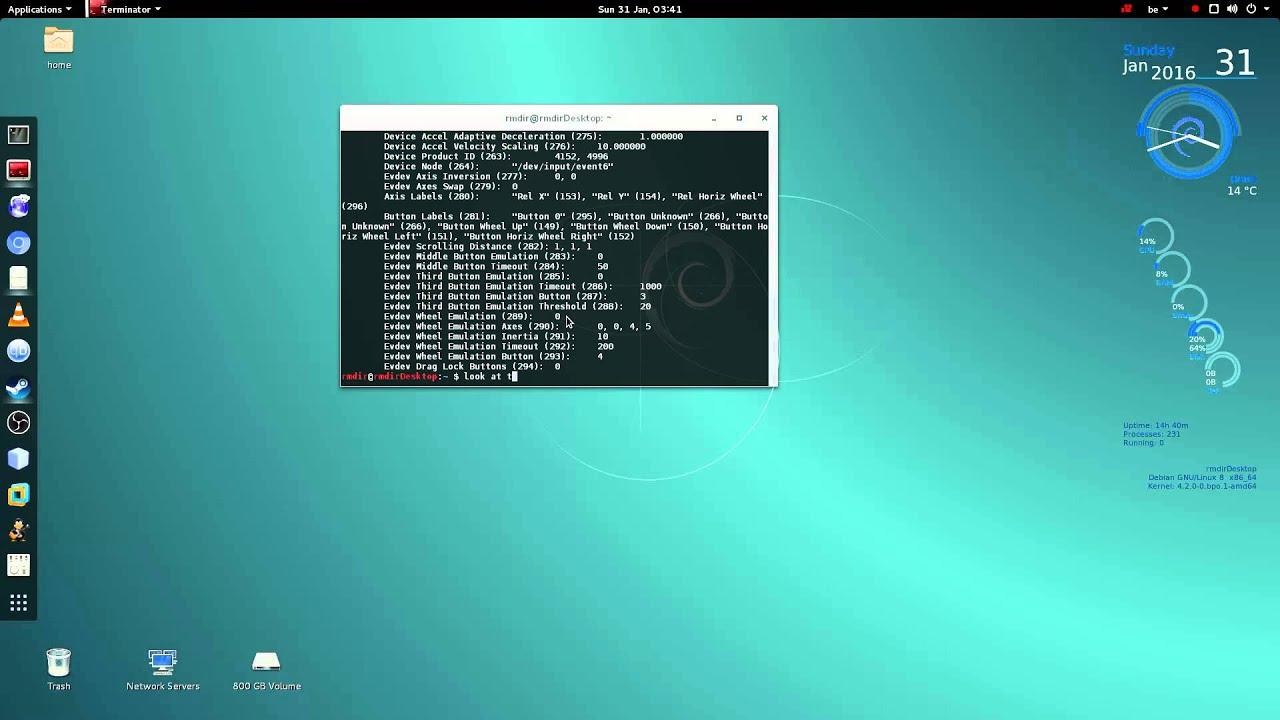 Linux Mouse