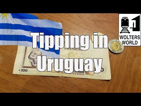 Visit Uruguay - Tipping in Uruguay Explained