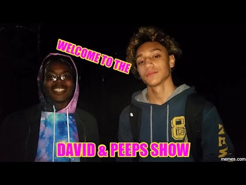 David And Peeps Show Episode 1, Random Talk (Example. What Are You Doing For Christmas)