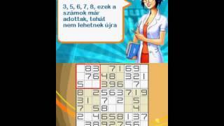 Platinum Sudoku - NDS - magyarítás