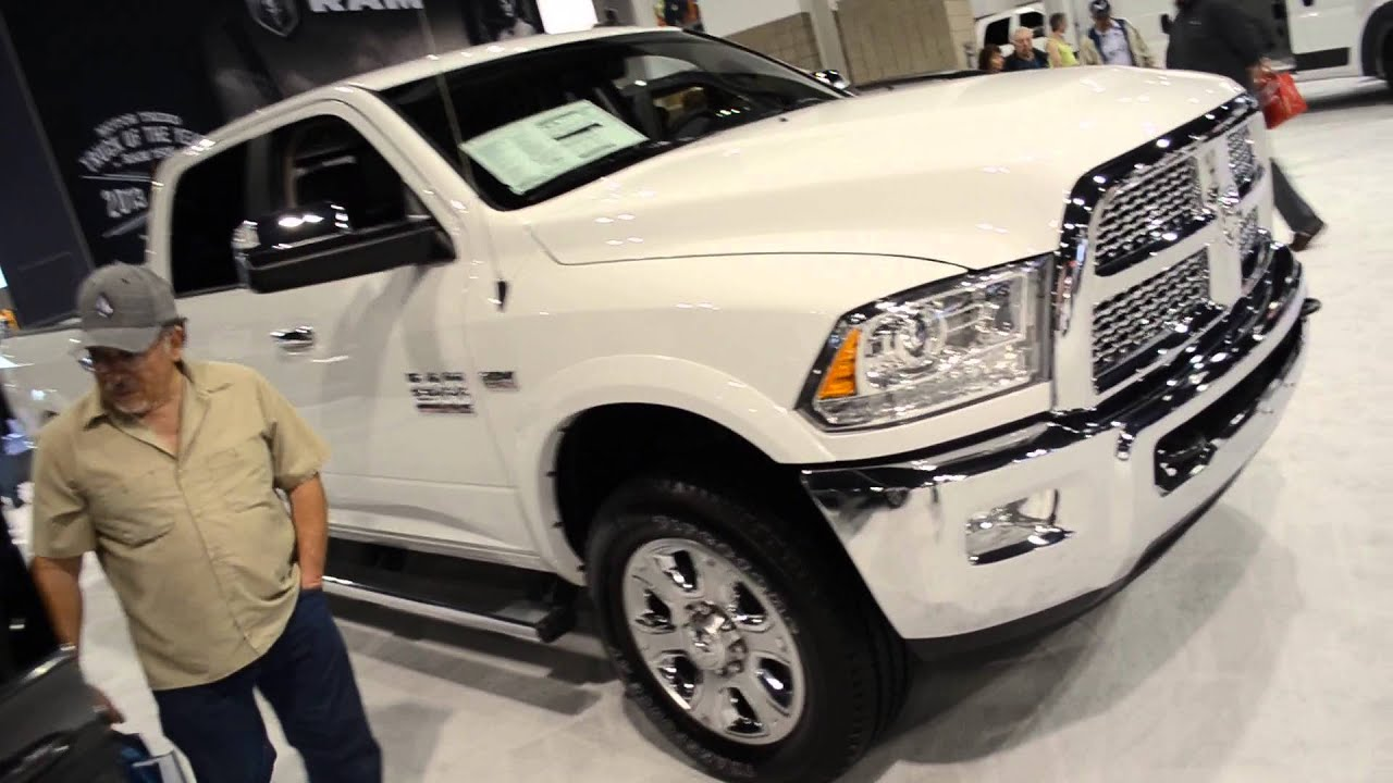 New Ram Truck >> 2014:2015 Dodge RAM 250 Crew Cab Truck - YouTube