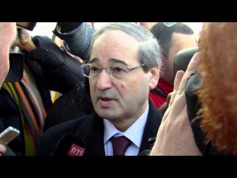 Geneva 2 - Faysal Al-Miqdad (pt. 1)