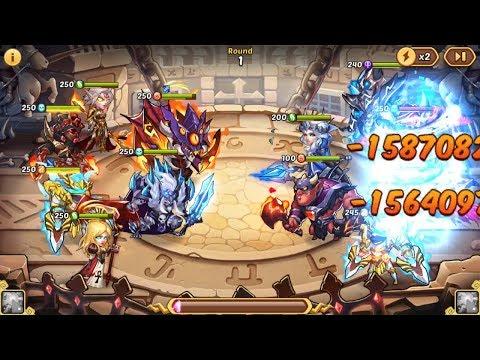 Idle Heroes - Faith Blade 10 Star