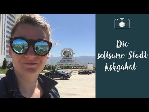 Die seltsame Stadt Ashgabat - Tag 1 in Turkmenistan | YvisWay