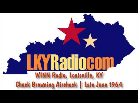WINN, Louisville - Chuck Browning 1964 Aircheck