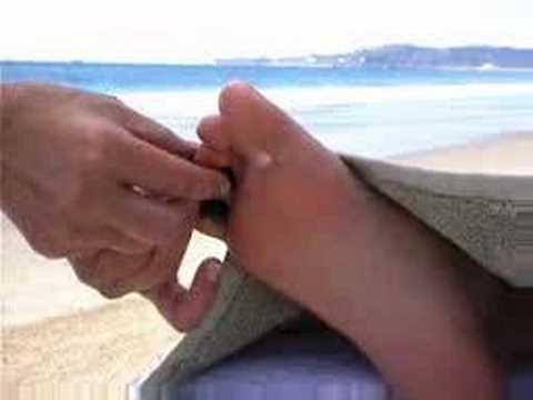 Healing Stone 1 Massage DVD by Real Bodywork