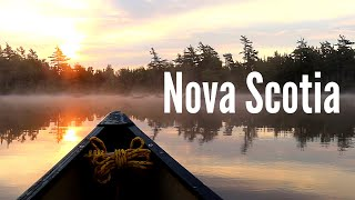 A Year In Nova Scotia: BACKCOUNTRY, BROOK TROUT & WHITEWATER