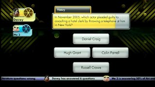 Trivial Pursuit Playstation 3 Gameplay