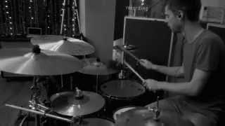 Cornerstone Drum Cover - Hillsong Live - Jon Nichols