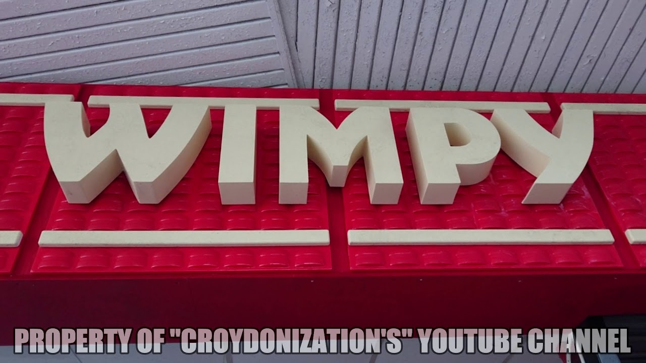 1980s Shops Recreated In Croydon Uk For Netflix Show Wimpy Chelsea Girl Fads Pizza Hut