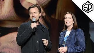 Юэн Макгрегор снова сыграет Оби-Вана Кеноби в сериале от Disney+ | D23 Expo 2019