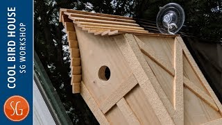 How to make a Birdhouse with a Window! // 2018 Summers Woodworking Challenge