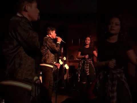 Anthony Ramos and Jasmine Cephas Jones- Chasing Zombies