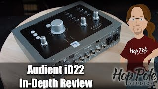 Audient iD22 In-Depth Review