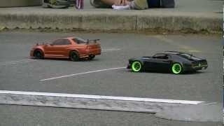 Village Classic Car Show - CRC DRIFT COMP!