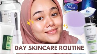 UPDATED DAY SKINCARE ROUTINE BIYA!