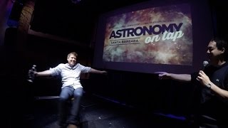 Astronomy on Tap Santa Barbara - April 2016