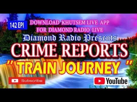 CRIME REPORTS EPI 142  DIAMOND RADIO