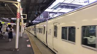 回送 OM09編成+C1編成 大宮発車