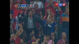 كأس مصر 2016 _ هدف عبد الله السعيد الأول للأهلي فى مرمي الزمالك من ضرية جزاء