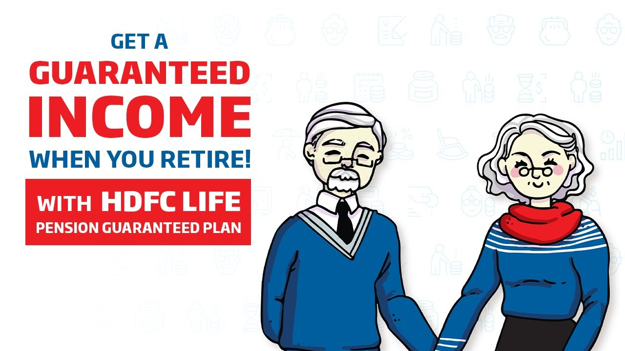Pension Guaranteed Plan - Make your dream retirement possible with HDFC Life