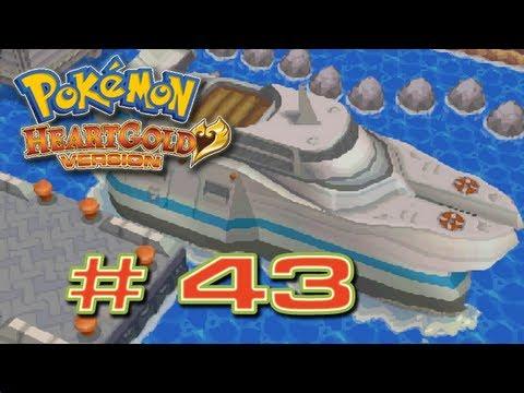 """Pokémon HeartGold - # 43 ( S.S. Aqua """" Un Nuevo Objetivo y Kinder Sorpresa """" )"""