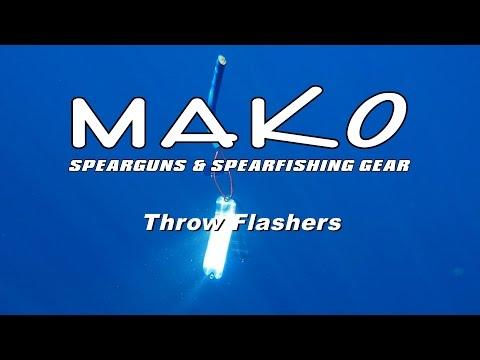Spearfishing Throw Fashers