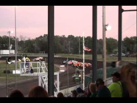 07/15/2011 Lincoln County Raceway - 6u Dominic Ursetta
